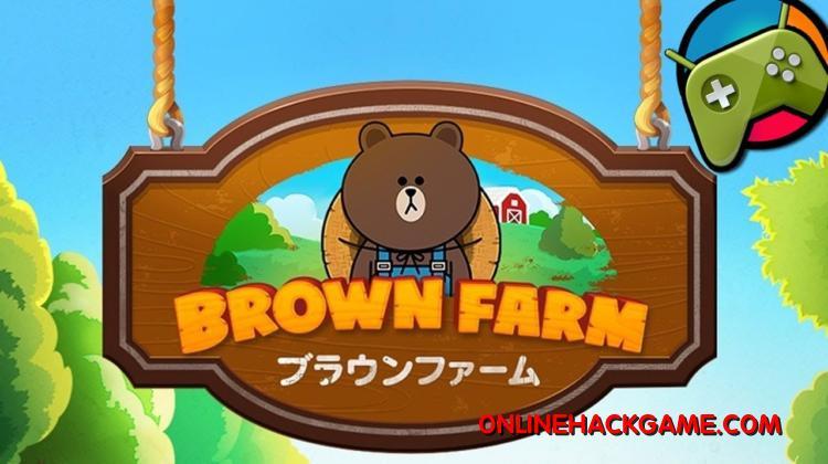 Line Brown Farm Hack Cheats Unlimited Gems