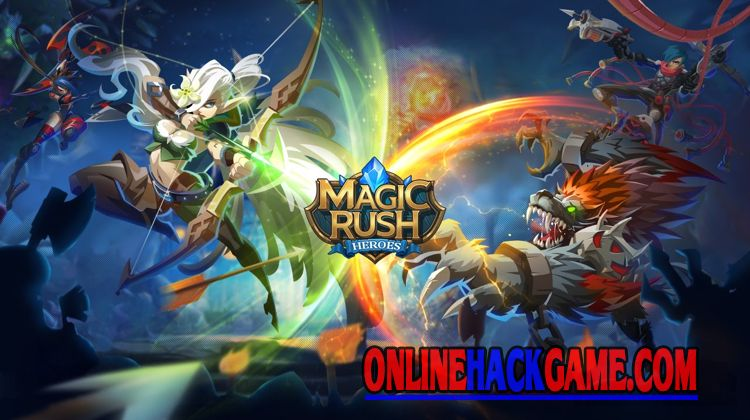Magic Rush Heroes Hack Cheats Unlimited Diamonds