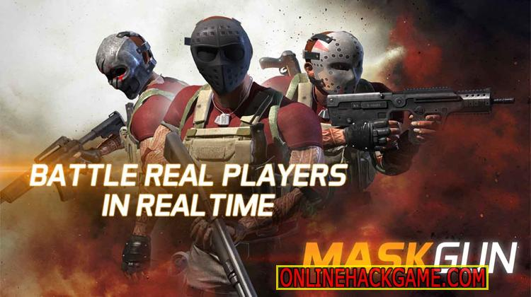 Maskgun Multiplayer Fps Hack Cheats Unlimited Diamonds