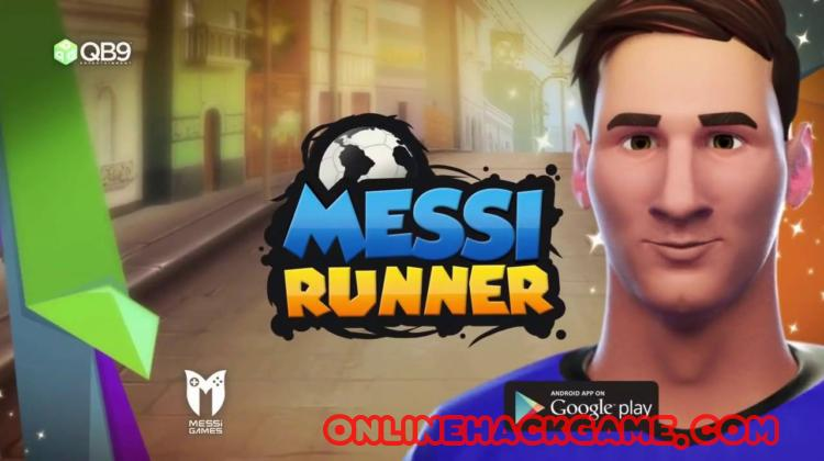 Messi Runner World Tour Hack Cheats Unlimited Gems