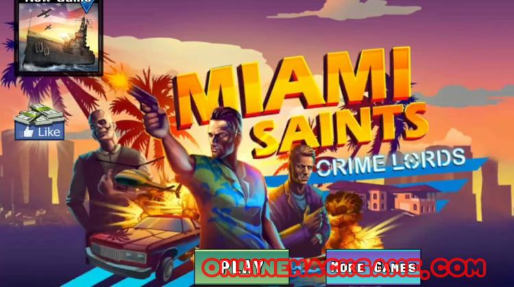 Miami Saints Crime Lords Hack Cheats Unlimited Cash