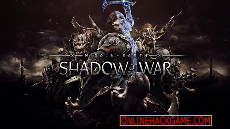 Middle Earth Shadow Of War Hack Cheats Unlimited Gems