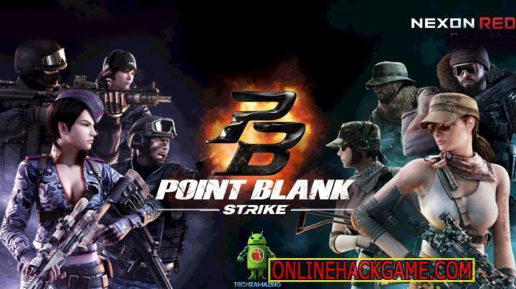 Point Blank: Strike Hack Cheats Unlimited Gems & Gold