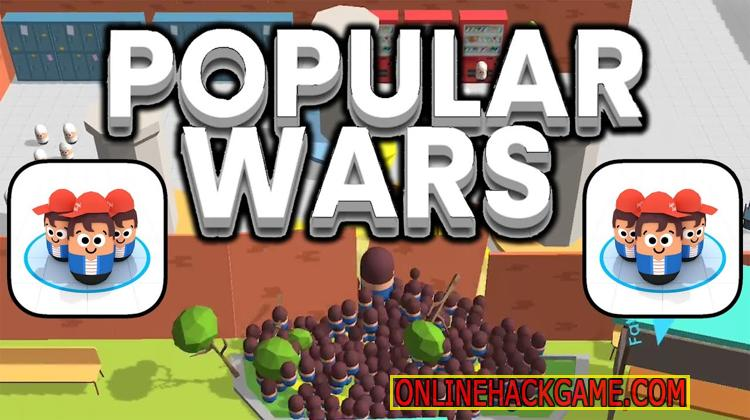 Popular Wars Hack Cheats Unlimited Coins