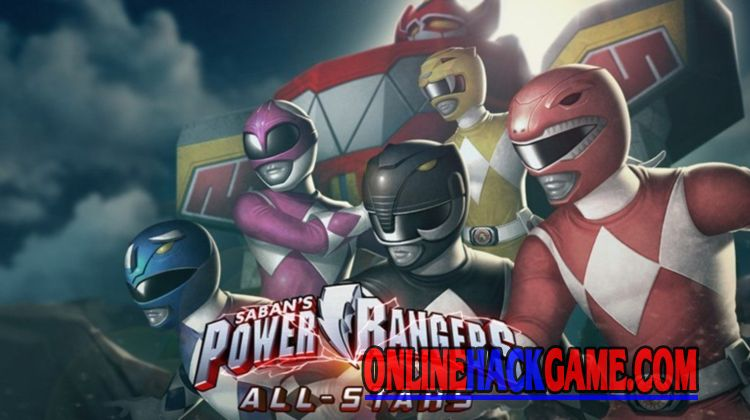 Power Rangers All Stars Hack Cheats Unlimited Crystals
