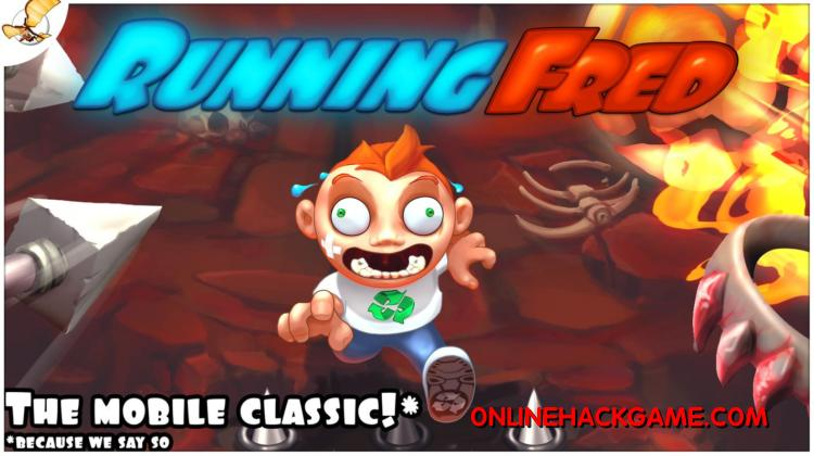 Running Fred Hack Cheats Unlimited Skullies