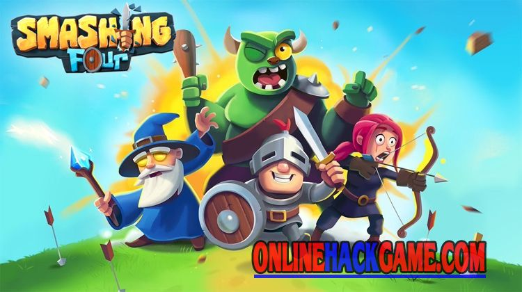 Smashing Four Hack Cheats Unlimited Gem