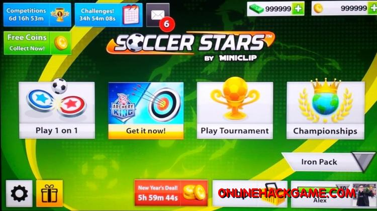 Soccer Stars Hack Cheats Unlimited Bucks