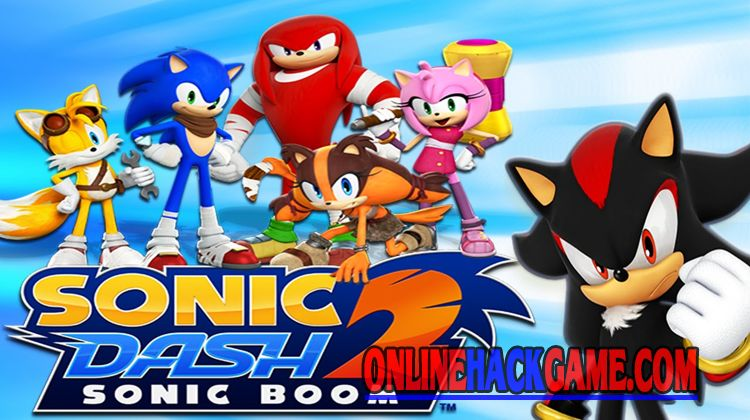 Sonic Dash 2 Hack Cheats Unlimited Red Star Rings