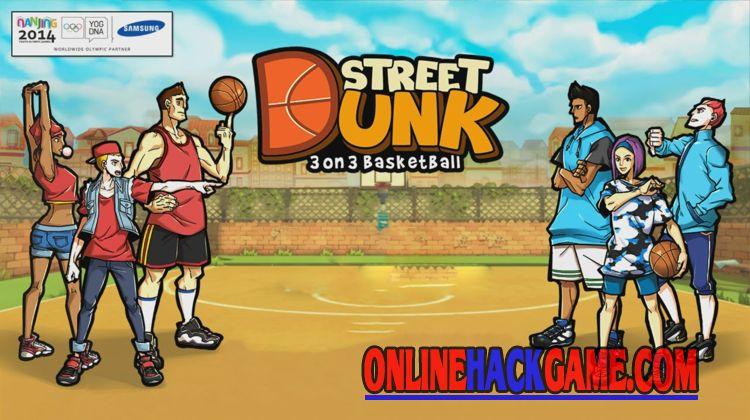 Street Dunk Hack Cheats Unlimited Gems