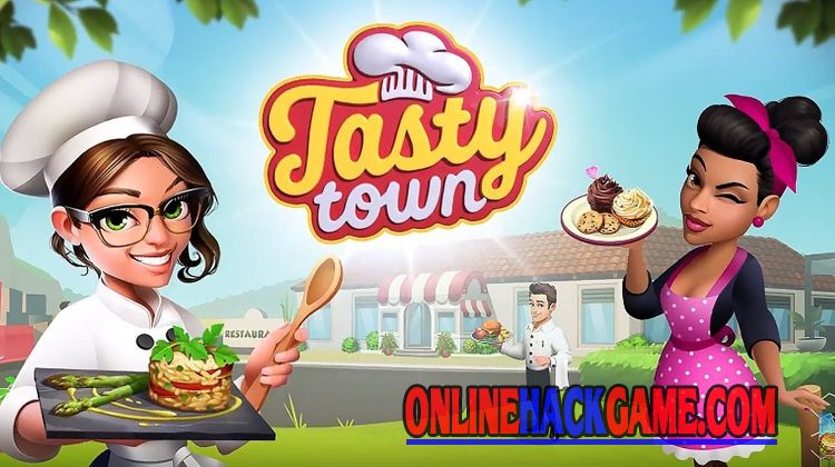 Tasty Town Hack Cheats Unlimited Gems
