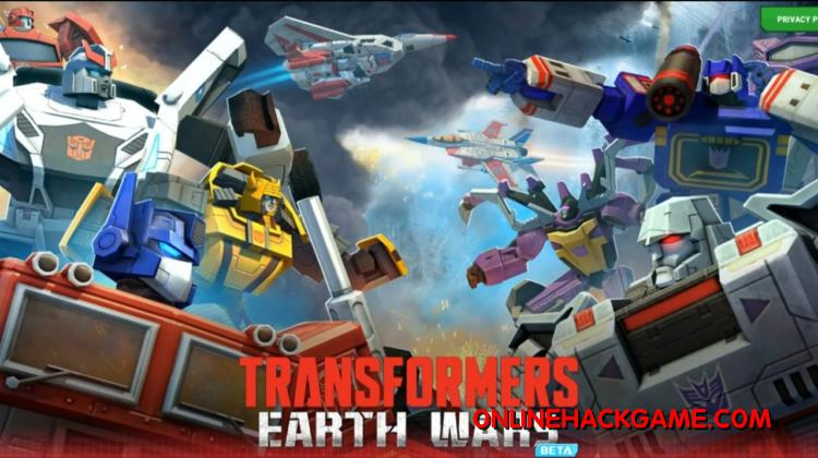 Transformers: Earth Wars Hack Cheats Unlimited Cyber Coins