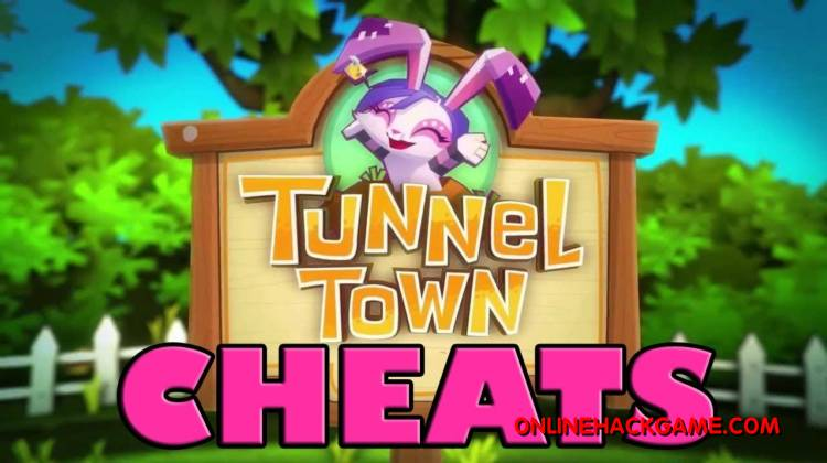 Tunnel Town Hack Cheats Unlimited Gems