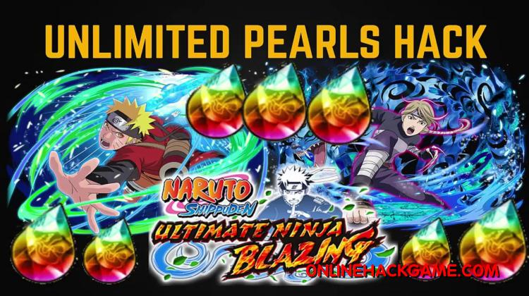 Ultimate Ninja Blazing Hack Cheats Unlimited Ninja Pearls