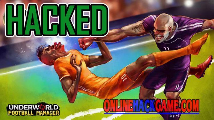 Underworld Football Manager Hack Cheats Unlimited Money