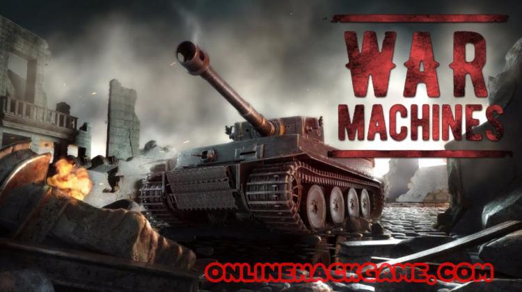 War Machines Hack Cheats Unlimited Diamonds