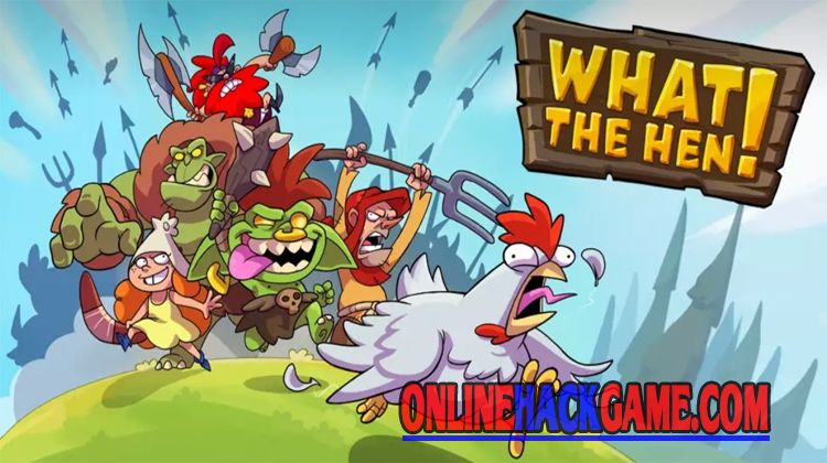 What The Hen Hack Cheats Unlimited Gems