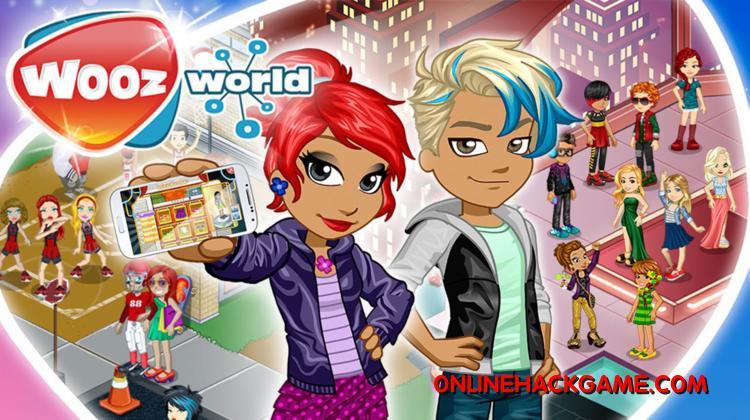 Woozworld Fashion Fame Mmo Hack Cheats Unlimited Wooz