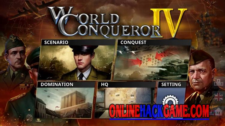 World Conqueror 4 Hack Cheats Unlimited Medals