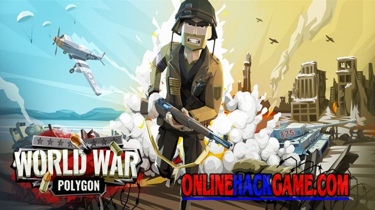 World War Polygon Hack Cheats Unlimited Gold