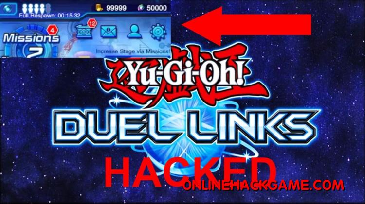 Yu-Gi-Oh Duel Links Hack Cheats Unlimited Gems