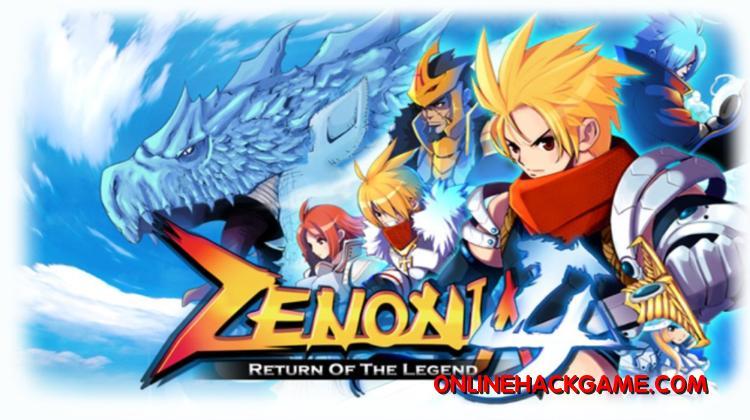 Zenonia 4 Hack Cheats Unlimited Zen