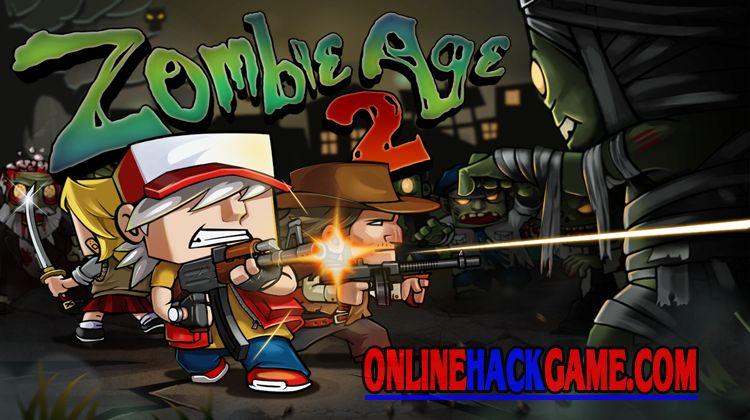 Zombie Age 2 Hack Cheats Unlimited Cash