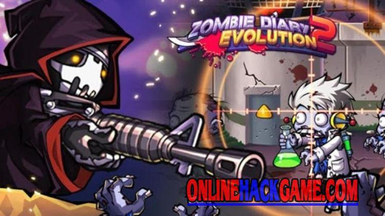 Zombie Diary 2 Hack Cheats Unlimited Diamonds