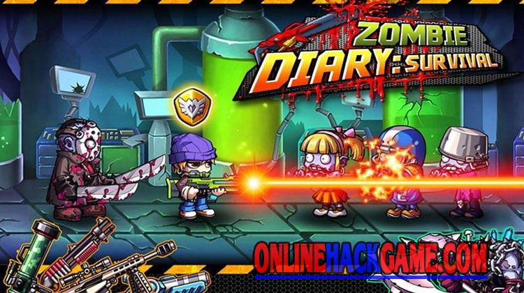 Zombie Diary Hack Cheats Unlimited Diamonds